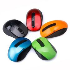Wireless Mouse/Mice For PC Laptop Computer USB2.0 Optical 2.4GHz Receiver