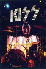 KISS - Peter Criss 1973 Photo by Epic Rights,