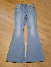 Arizona Jean Co Flare Leg Blue Jeans