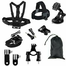 Chest Head Wrist Strap Tripod Adapter Mount for GoPro Hero 5 4 3+