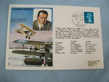 Aircraft Stamp Cover, Sir Thomas Sopwith, 60th ann. of Sopwith plane, 1 x  Stamp