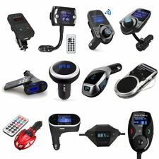 Bluetooth Car MP3 Player Kit Radio Adapter Handsfree FM Transmitter USB SD Lot