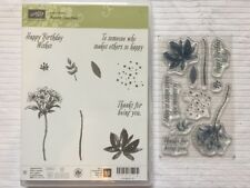 Stampin' UP Photopolymer Stamp Sets from Stampin Up BRAND NEW RETIRED