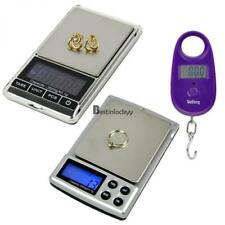 2000g x 0.1g Digital Weigh SCALE Balance Jewelry Pocket 25kg/5g LCD BSTY01