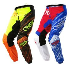 O'Neal Element Burnout MX Youth Off Road Dirt Bike ATV Motocross Pants