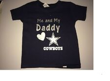 Dallas Cowboys Kids Tee infant and toddler sizes available!!