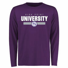 High Point Panthers Fanatics Branded Team Strong Long Sleeve  T-Shirt - Purple