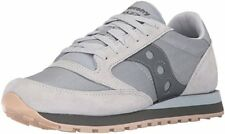 Saucony JAZZ ORIGINAL CL Mens Gray Charcoal Athletic Running Shoes