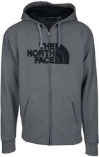 Brand New The North Face Avalon Full-Zip Hoodie Mens Grey Many Sizes
