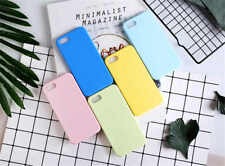 HOT Original Soft TPU Silicone Ultra-Thin Phone Case Cover For iPhone 7/7 Plus