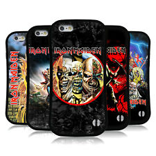 OFFICIAL IRON MAIDEN ART HYBRID CASE FOR APPLE iPHONES PHONES