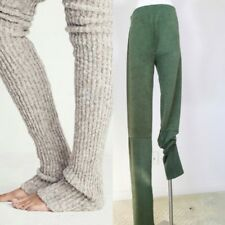 NEW Sweater Knit Leggings with Scrunch Leg Warmer Bottom