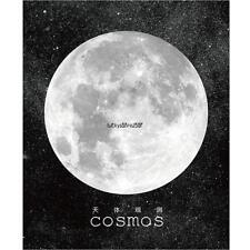 Cosmos Planet Pattern Sticky Notes Sticker Memo Pads Post-it Notes LKR8