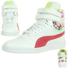 Puma Sky 2 Hi Sneaker Women's Shoes White 356299 03