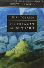 The Treason of Isengard: The History Of Th... by Tolkien, Christopher 0261102206