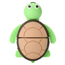 Cool Tortoise USB2.0 Memory Stick Flash Pen Drive Cartoon U Disk 16GB~256GB