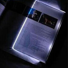 Portable LED Read Panel Light Book Reading Lamp Night Vision Eye-Protecting