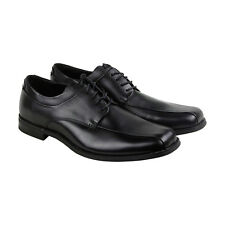 Calvin Klein Horatio Dress Calf Mens Black Leather Casual Dress Oxfords Shoes