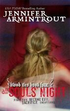 All Souls' Night by Jennifer Armintrout PB - Blood Ties #4 I COMBINE SHIPPING