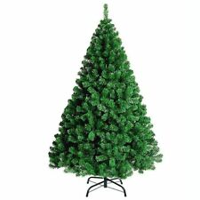 Christmas Tree Large Artificial Realistic Xmas Trees 5ft 6ft 7ft UK SELLER