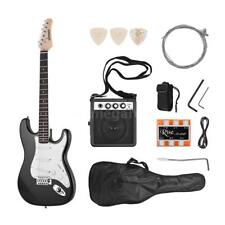 Beginner Electric Guitar+AMP+Strap+Gigbag Accessories Free Ship~Xmas Gift M8R0