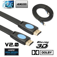 ​Premium Ultra HD HDMI Cable V2.0 High Speed Ethernet HDTV 2160p 4K Bluray Cable