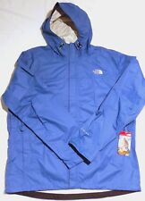 THE NORTH FACE Mens Venture Heron Blue WATERPROOF Rain Jacket TALL XL 2XL NWT