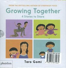 Growing Together: 4 Stories to Share by Gomi, Taro Book The Fast Free Shipping
