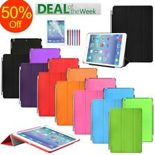 Luxury Slim Magnetic Smart Stand Case for Apple iPad 2 3 4 Air 1 2 Mini Cover E
