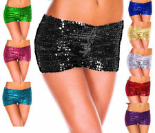 Sexy Women Sparkle Sequin Shorts Glittery Mini Dancing Night Pants Fancy Costume