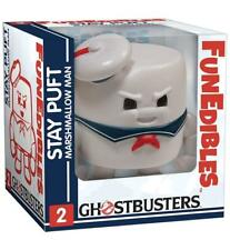 "Ghostbusters Stay Puft Marshmallow Man FunEdibles 4"" Vinyl Figure USAopoly"