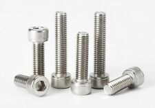 Select Fine Thread M16 M14 Stainless Steel Allen Hex Socket Head Cap Screws Bolt