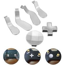 2018 Metal Buttons Paddles Mod Replacement Kit for Xbox one Elite Controller