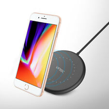 1PCS Qi Wireless Charger Charging Pad lot for Apple iphone X iphone 8 Plus PB