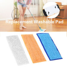10X Microfiber Replacement Wet Dry Mopping Pads for iRobot Braava Jet 240/241 CO