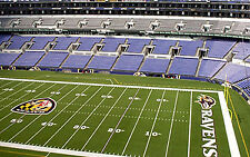 Balt. Ravens vs Indianapolis Colts, 2 Tickets,12/23/17, Sect 550, Row 11 part 1