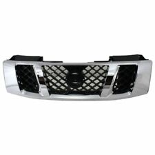 Replacement Top Deal Black Grille For 08-11 Nissan Titan 62310ZR00A NI1200240