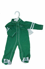 New Baby Sleeper Body Suit Green Shamrock