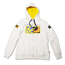 Valentino Rossi 46 Women's / Ladies Hoodie - White