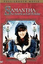 New! Samantha - An American Girl Holiday Movie (DVD) FACTORY SEALED!