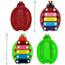 Baby Toys Kid 5-Note Xylophone Musical Toy Wisdom Development Instrument Beetle
