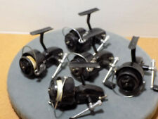 Vintage LOT of 5  MITCHELL  SPINNING REELS -1 Mitchell +  4   300's       France