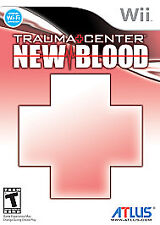 Trauma Center: New Blood (Nintendo Wii, Brand New Factory Sealed