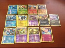 1 Near Mint Pokemon Breakpoint Holo/Reverse Holo Rare Card (Garchomp and More)