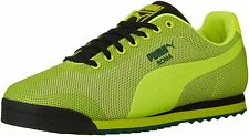 PUMA Mens Roma Low Top Lace Up Fashion Sneakers
