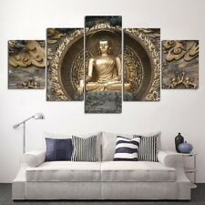 Modern Buddha Canvas Prints Painting Art Wall Picture for Bedroom Wall S/L