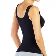 Womens Camisole Shapewear Soft Control Vest Shaping Tops Shaper Underwire Cup