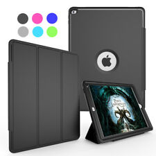 Full Protective Screen Film Rubber Armor Stand Case Cover For Apple iPad Tablet