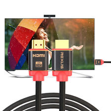 PREMIUM HDMI CABLE For BLURAY 3D 4K DVD PS3 HDTV LCD HD TV 1080P 3.3-32.8ft HQ