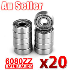 20X 608ZZ Deep Groove Ball Bearing ABEC-5 Skateboard 3D Printer RepRap 8*22*7mm